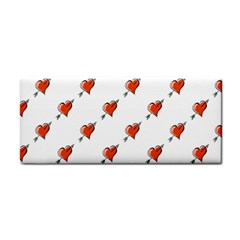 Hearts Hand Towel