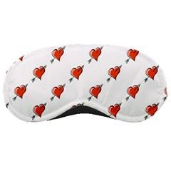 Hearts Sleeping Mask