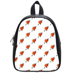 Hearts School Bag (Small)