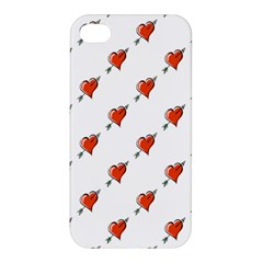 Hearts Apple iPhone 4/4S Hardshell Case