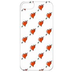 Hearts Apple iPhone 5 Classic Hardshell Case