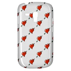 Hearts Samsung Galaxy S3 MINI I8190 Hardshell Case