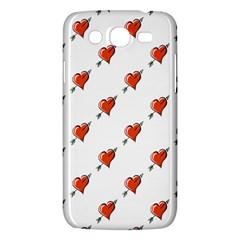 Hearts Samsung Galaxy Mega 5.8 I9152 Hardshell Case