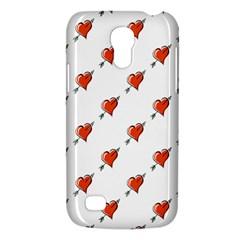 Hearts Samsung Galaxy S4 Mini (GT-I9190) Hardshell Case