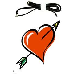 Heart Shoulder Sling Bag