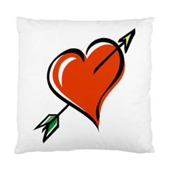Heart Cushion Case (Two Sided)