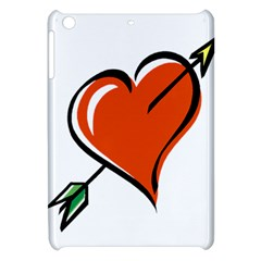 Heart Apple iPad Mini Hardshell Case