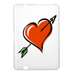 Heart Kindle Fire HD 8.9  Hardshell Case