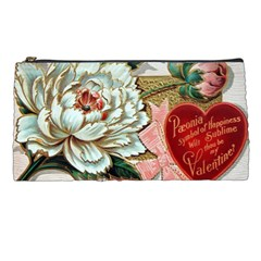 Victorian Valentine Card Pencil Case