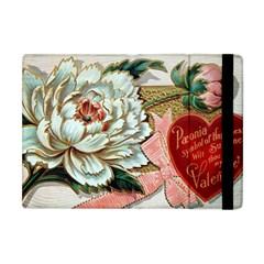 Victorian Valentine Card Apple iPad Mini Flip Case