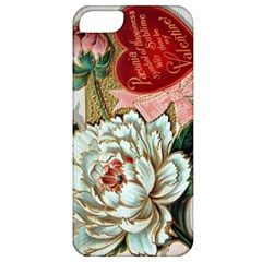 Victorian Valentine Card Apple iPhone 5 Classic Hardshell Case