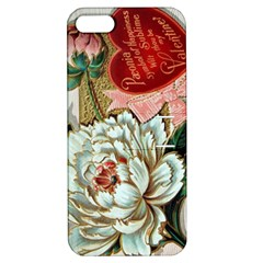 Victorian Valentine Card Apple iPhone 5 Hardshell Case with Stand
