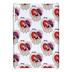 Vintage Valentine Girl Apple iPad Mini Hardshell Case