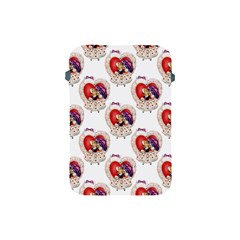Vintage Valentine Girl Apple iPad Mini Protective Sleeve