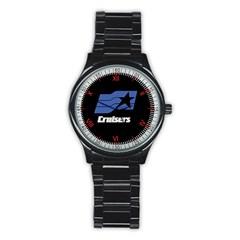 Cruisers Sport Metal Watch (Black)