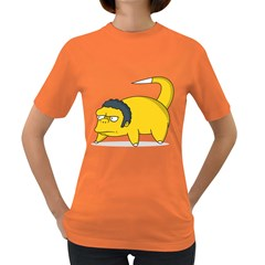 Slow Moe Womens' T-shirt (Colored)