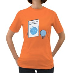 This tall, pluto Womens' T-shirt (Colored)