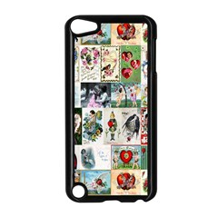 Vintage Valentine Cards Apple iPod Touch 5 Case (Black)