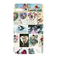 Vintage Valentine Cards Memory Card Reader (Rectangular)