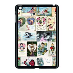 Vintage Valentine Cards Apple iPad Mini Case (Black)