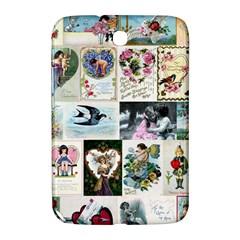 Vintage Valentine Cards Samsung Galaxy Note 8.0 N5100 Hardshell Case