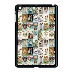 Vintage Valentine Cards Apple iPad Mini Case (Black)