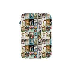 Vintage Valentine Cards Apple iPad Mini Protective Sleeve