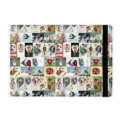 Vintage Valentine Cards Apple iPad Mini Flip Case