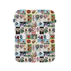 Vintage Valentine Cards Apple iPad Protective Sleeve