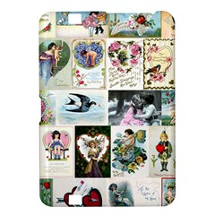 Vintage Valentine Cards Kindle Fire HD 8.9  Hardshell Case