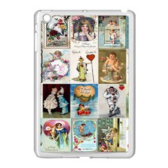 Vintage Valentine Cards Apple iPad Mini Case (White)