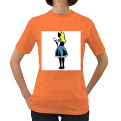 Alice Womens' T Shirt (colored)