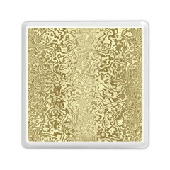 Decorative Gold Memory Card Reader (Square)