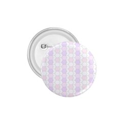 Allover Graphic Soft Pink 1.75  Button