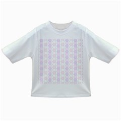 Allover Graphic Soft Pink Baby T-shirt