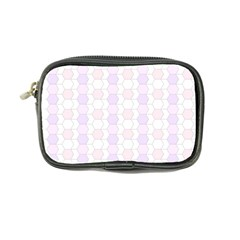Allover Graphic Soft Pink Coin Purse