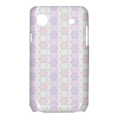 Allover Graphic Soft Pink Samsung Galaxy SL i9003 Hardshell Case