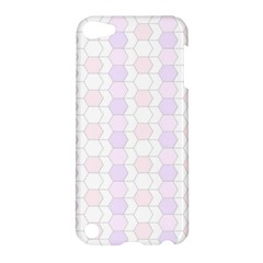 Allover Graphic Soft Pink Apple iPod Touch 5 Hardshell Case