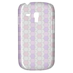 Allover Graphic Soft Pink Samsung Galaxy S3 Mini I8190 Hardshell Case