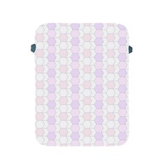 Allover Graphic Soft Pink Apple iPad Protective Sleeve
