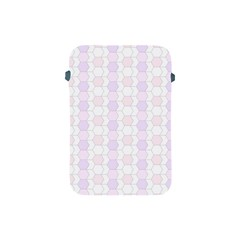 Allover Graphic Soft Pink Apple iPad Mini Protective Sleeve