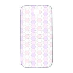 Allover Graphic Soft Pink Samsung Galaxy S4 I9500/i9505  Hardshell Back Case
