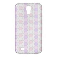 Allover Graphic Soft Pink Samsung Galaxy Mega 6.3  I9200
