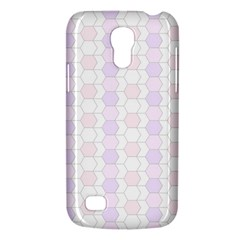 Allover Graphic Soft Pink Samsung Galaxy S4 Mini (GT-I9190) Hardshell Case