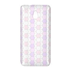 Allover Graphic Soft Pink HTC One mini Hardshell Case