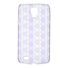Allover Graphic Soft Pink Samsung Galaxy S4 Active (I9295) Hardshell Case