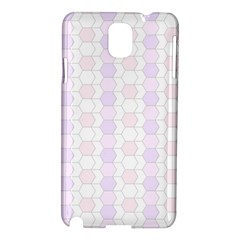 Allover Graphic Soft Pink Samsung Galaxy Note 3 N9005 Hardshell Case