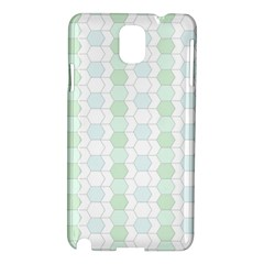 Allover Graphic Soft Aqua Samsung Galaxy Note 3 N9005 Hardshell Case