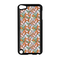 Allover Graphic Brown Apple Ipod Touch 5 Case (black)
