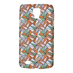 Allover Graphic Brown Samsung Galaxy S4 Active (I9295) Hardshell Case